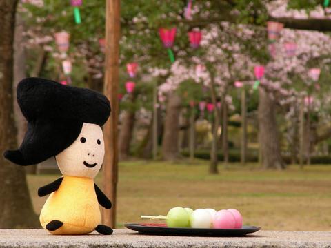 「石川さん」は石川テレビのマスコットです