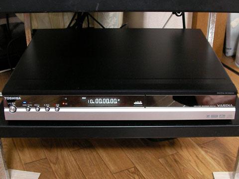 東芝RD-E160 HDD DVDレコーダー