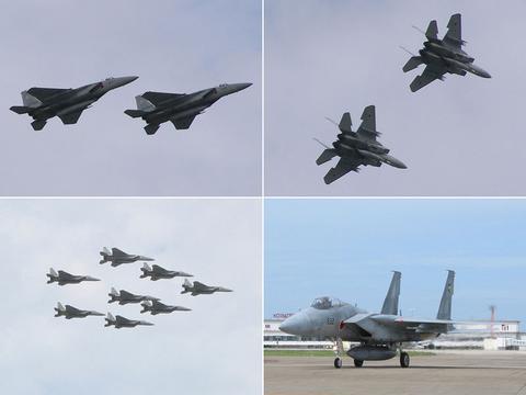 F-15イーグル戦闘機