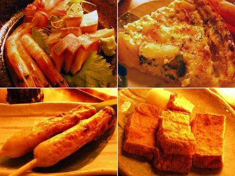 Bistro 紙屋市べゑ 料理その1