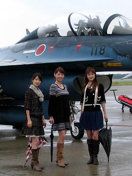 北國新聞フォトクイーンの撮影会