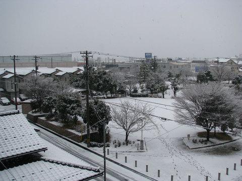2009年元旦の朝