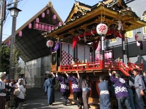 京町の曳山