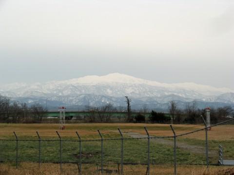 1月16日 白山