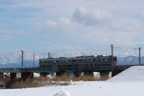 北陸本線ローカル電車