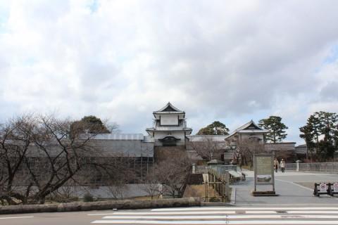 重要文化財 石川門