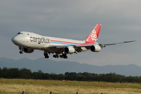 Cargolux B747-8F